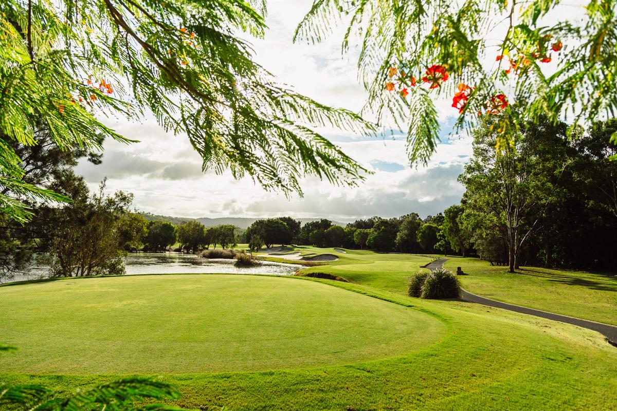 Day 3. The Glades Golf Club