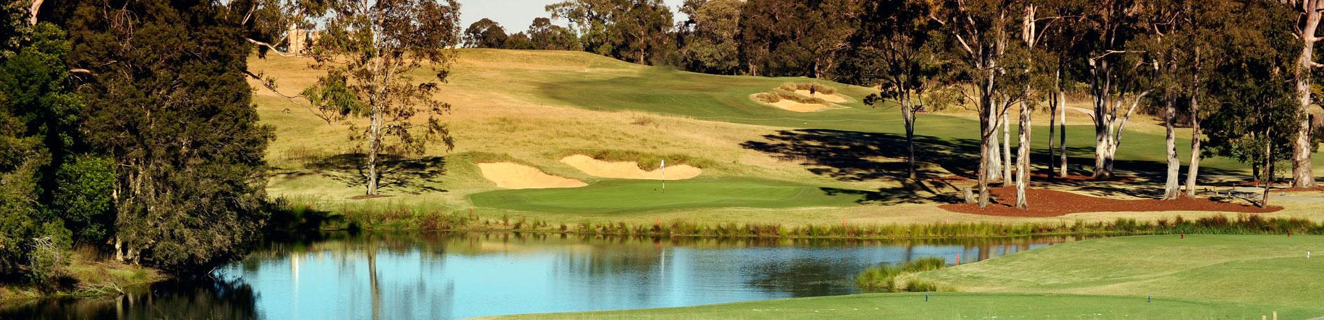 Day 6. Riverside Golf Club